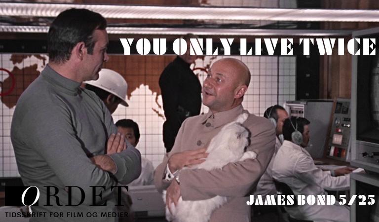 Blofeld (Donald Pleasance), katten, SPECTRE og Bond (Sean Connery): det ultimative møde mellem 007 og hans ærkefjende. (Foto: Sony Pictures)