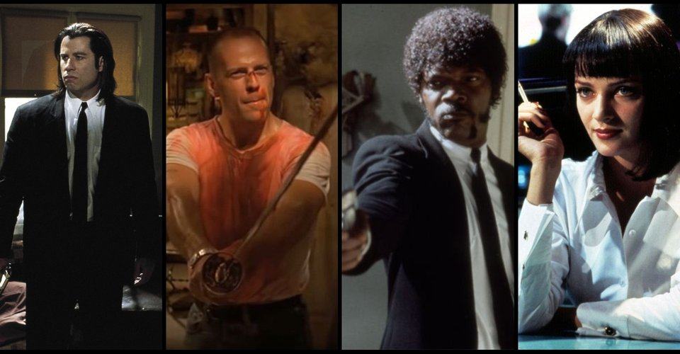 Pulp Fiction vender kiosklitteraturens arketyper på hovedet og udforsker deres skyggesider (Foto: Screenrant)