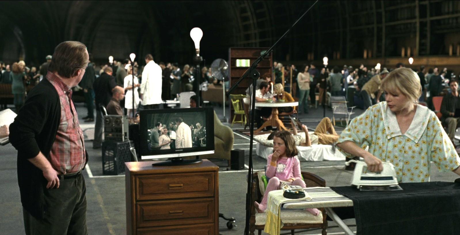 Philip Seymour Hoffman mister grebet om forskellen mellem virkelighed og fiktion i Synecdoche, New York (Foto: Screen Robot)